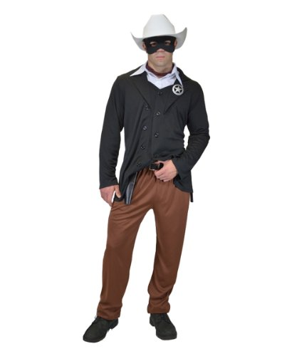Lone  (Lone Ranger Costumes For Adults)