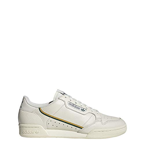 adidas Mens Continental 80 Casual Sneakers, Off White, 11