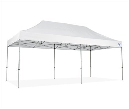 The Eclipse II 20 Ft. W x 10 Ft. D Canopy Color: White