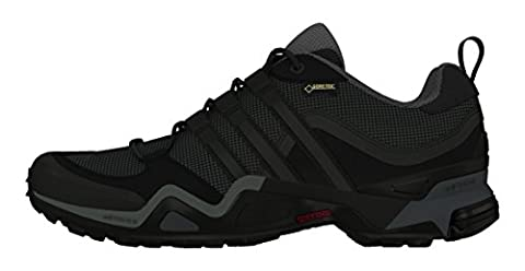 Adidas Fast X GTX Trail Walking Shoes - AW16 - 8 - Black