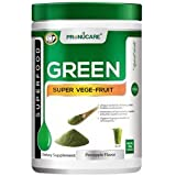 Super Vege Fruit: PRONUCARE Green Superfood Powder, Unique Natural Energy & Detox Combination, Digestive Probiotics and Enzymes, Natural Stevia Sweetened, 10.6oz, 30 Day Supply
