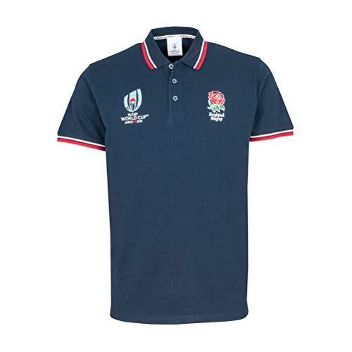 Canterbury Mens Official Rugby World Cup 2019 Cotton Pique Polo