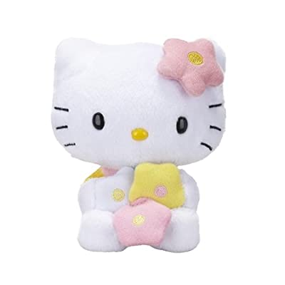 Hello Kitty Flower Plush - With Bouquet: Toys & Games