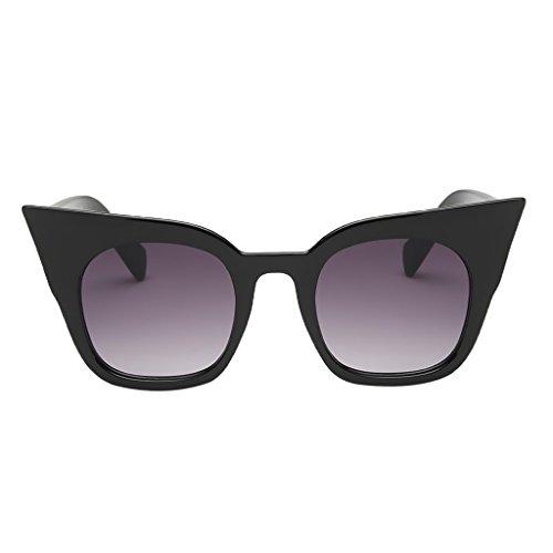 Magideal Unisex3 Sole Eye Donna Cat Con Occhiali Da Vintage Montatura Per roCxdBeW