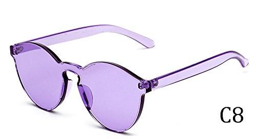 mujer de TL sol C2 9803 Sunglasses gafas exterior Multi color anteojos calidad de 9803 y de mujeres hombres C8 vw4qYvx