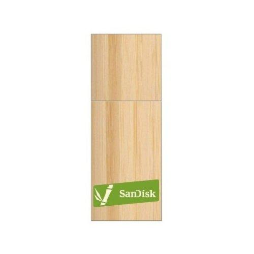 SanDisk Cruzer Bamboo Drive SDBAMBOO 008G B35S