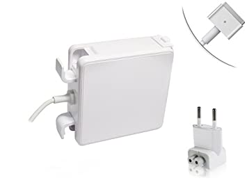 Cargador para notebook Apple Macbook, MagSafe 2 y MagSafe 1 ...