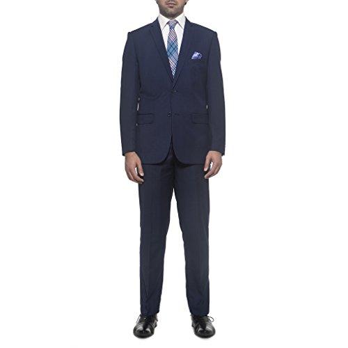 Nicole Miller NMAN Men's Solid Suit Separate Jacket - Slim Fit, French (Shoes Seersucker Suit)