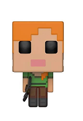 Funko Pop!- Games Minecraft Alex, Multicolor (26384)