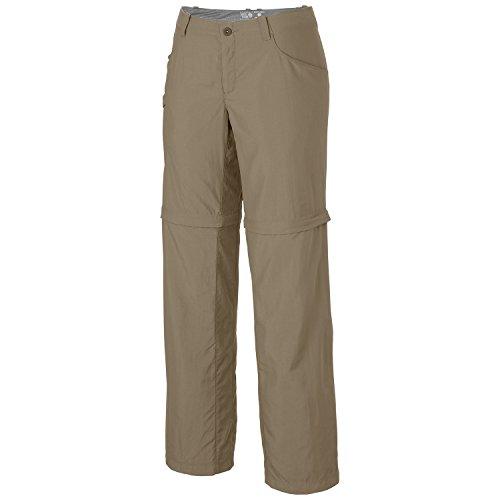 Mountain Hardwear Ramesa Convertible Pant V2 - Women's Khaki 4 (Mountain Hardwear Canyon Pant)
