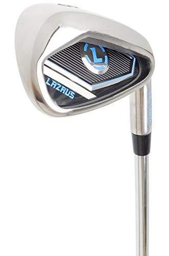 LAZRUS Premium Golf Irons Set for Men (4,5,6,7,8,9 OR 2&3) Right Hand Steel Shaft Regular Flex Golf...