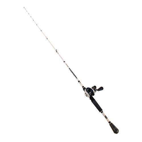 Lews Fishing, Mach Inshore Speed Spool SLP Baitcasting Combo, 7.5:1 Gear Ratio, 7 Bearings, 6'9