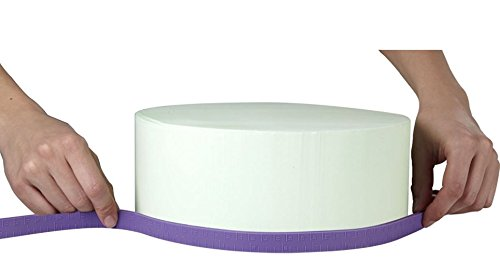 KC-SN03 66cm Food Grade Soft Silicone Fondant Cake Measuring Tape Mousse Ruler Baking Tools by advanced