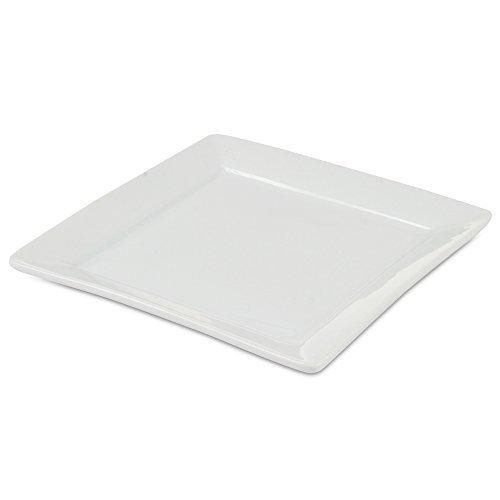 - BIA Cordon Bleu Square Rim Plate - 5 inch