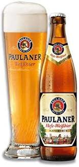 Cerveza Paulaner Hefe weissbier CL.50 (20x)