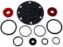 Complete Rubber Repair Kit
