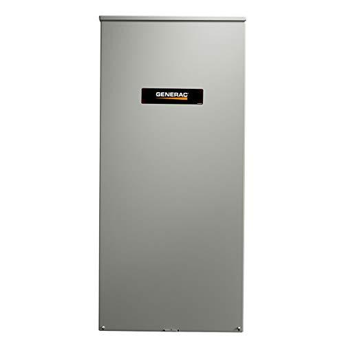 Generac Switches Transfer (Generac RXSW200A3 200 AMP Smart Transfer Switch)