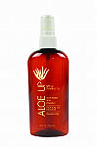 - Aloe Up Sun & Skin Care Products SPF 6 Tanning Oil