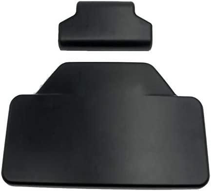 MUJUN R1200GS Motorcycle Rear Case Cushion Passenger Backrest Lazyback Pad for BMW F700GS F650GS F800GS R1250GS ADV F750GS F850GS Color : Black