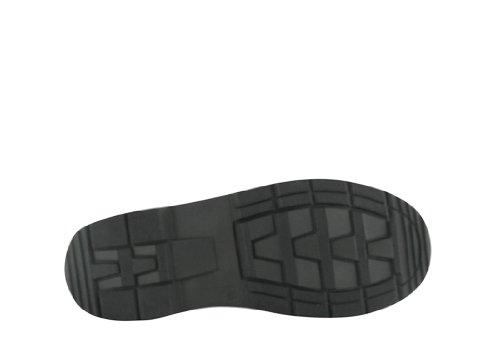 Trendz Boy's Slip-On Dress Shoe (Youth) Black/Black
