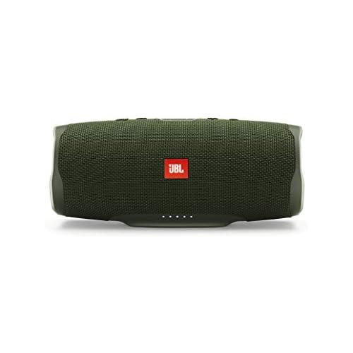 chollos oferta descuentos barato JBL Charge 4 Altavoz inalámbrico portátil con Bluetooth parlante resistente al agua IPX7 JBL Connect hasta 20 h de reproducción con sonido de alta fidelidad verde