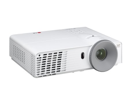 LG BE320 - Proyector (2800 lúmenes ANSI, DLP, SVGA (800x600), 3000 ...
