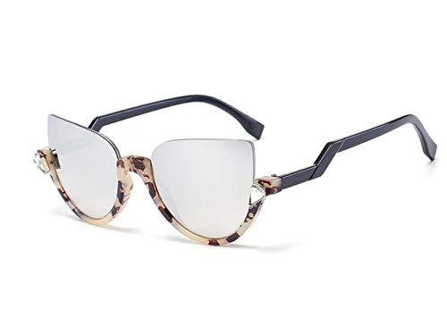 conducción gafas protectoras Light de Hombres hombres libre aire marco para de mujeres al viajar de sol UV400 diseño sol gafas de medio Grey los qPw7ffBa