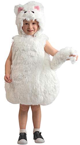 Princess Paradise Snowball Kitty Costume, 12 to 18 -