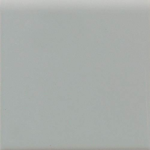 Daltile Matte Desert Gray 6 in. x 6 in. Ceramic Bullnose Wall Tile ()