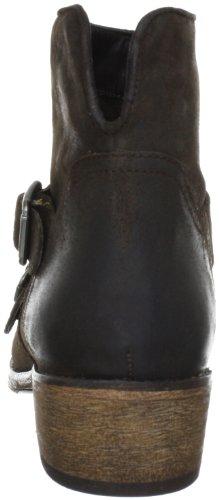 Marrón Queenie cuero mocca para Buckle Boot 233 I10370 Botines de ESPRIT dark mujer fashion Zqvdx0q7