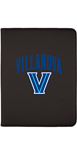 (Villanova University Villanova V design on Black 2nd-4th Generation iPad Swivel Stand Case)