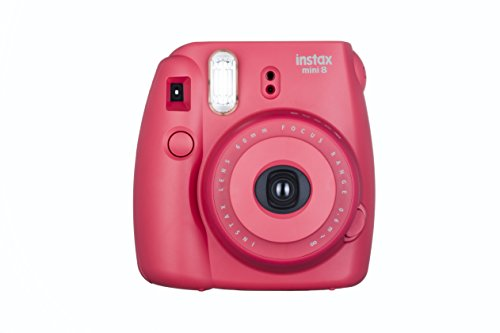 Fuji-Instax-Mini-8-Red-Fujifilm-Instax-Mini-8-Camera-Raspberry