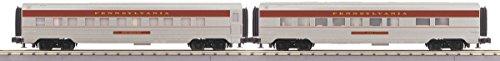 MTH 3067856 O Pennsylvania 60' Streamline Sleeper/Diner 60' Sleeper
