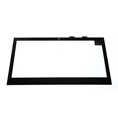 LCDOLED 14.0 inch Replacement Touch Screen Digitizer Front Glass Panel For Toshiba Satellite Radius 14 E45W-C Series E45W-C4200 E45W-C4200X E45W-C4200D (NO BEZEL) ()