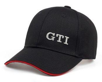 VW GTI Golf Polo Baseball Cap Black Beanie Hat Volkswagen