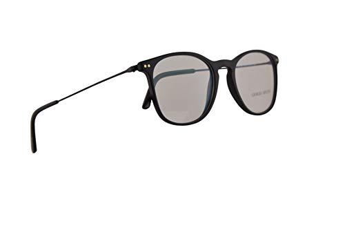 Giorgio Armani AR7160 Eyeglasses 51-19-145 Matte Black w/Demo Clear Lens 5042 AR 7160