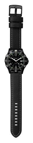 Dakota 77366 Adult's H3 Tritium Watch Black One Size, Watch Central