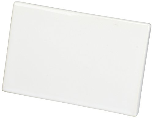 American Metalcraft CMP553 Card Holders, Signs and Stands, 5.5'' Length x 3.5'' Width, White by American Metalcraft