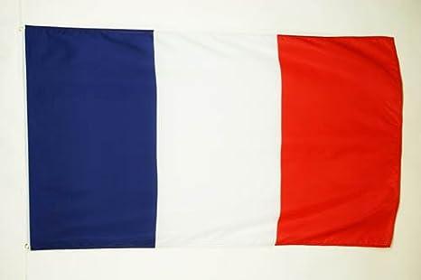 Az Flag Bandiera Francia 90x60cm Bandiera Francese 60 X 90 Cm