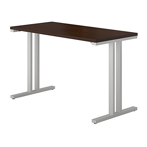 (Bush Business Furniture 400 Series 48W x 24D Training Table in Mocha Cherry )