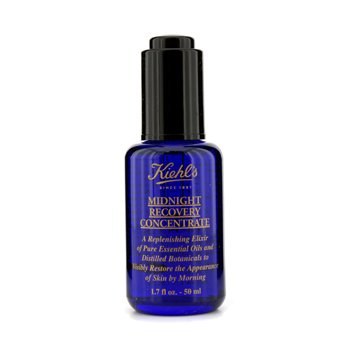 Kiehl'S Midnight Recovery Concentrate 50ml Face Care at amazon