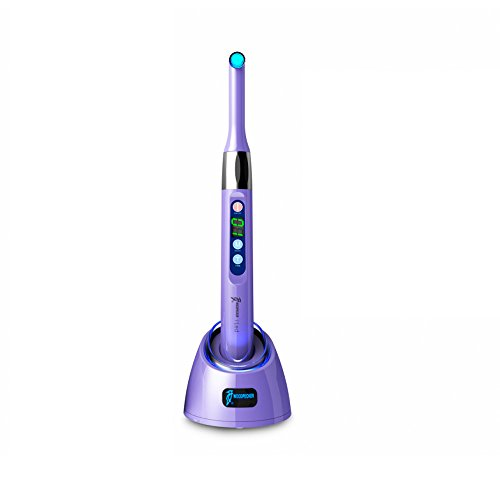 Dental 5W Wireless Cordless Led Curing Light Lamp in US - 4