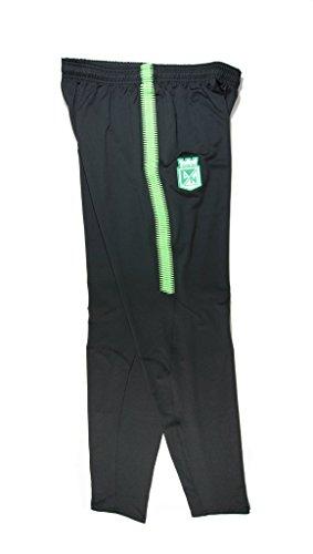 Amazon.com: Authentic Mens Atlético Nacional Football/Soccer Training Pants 17/18 Medium: Clothing