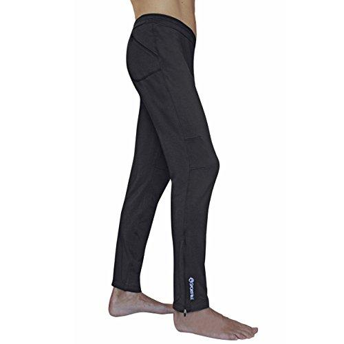Sporthill Mens Zephyr Pant, Black, Large Short