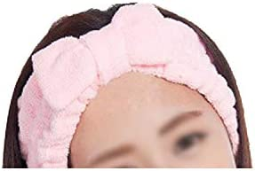 Fashion Women Beauty Makeup Bow Headband Bath Wash Face Hairdo Elastic  Towel Headwear Female Hair Holder. Loading Images. ce70070719e6