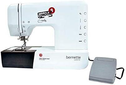 Máquina Costura Computadorizada London 8 - Bernette por Bernette