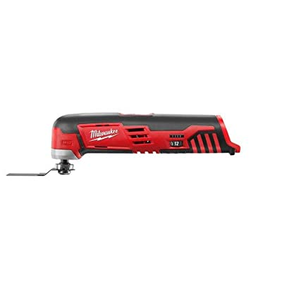 Milwaukee 2426-20 M12 Cordless Multi-Tool, Tool Only