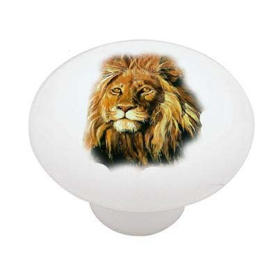 Lion Drawer Knob - 2