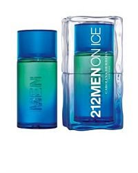 212 On Ice Blue by Carolina Herrera for Men - 3.4 Ounce EDT ()