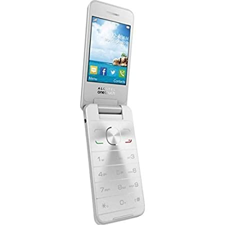 Comparer ALCATEL ONE TOUCH 2010D BLANC